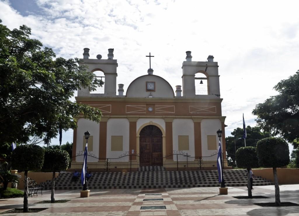 Iglesia Santiago Apostol Nagarote