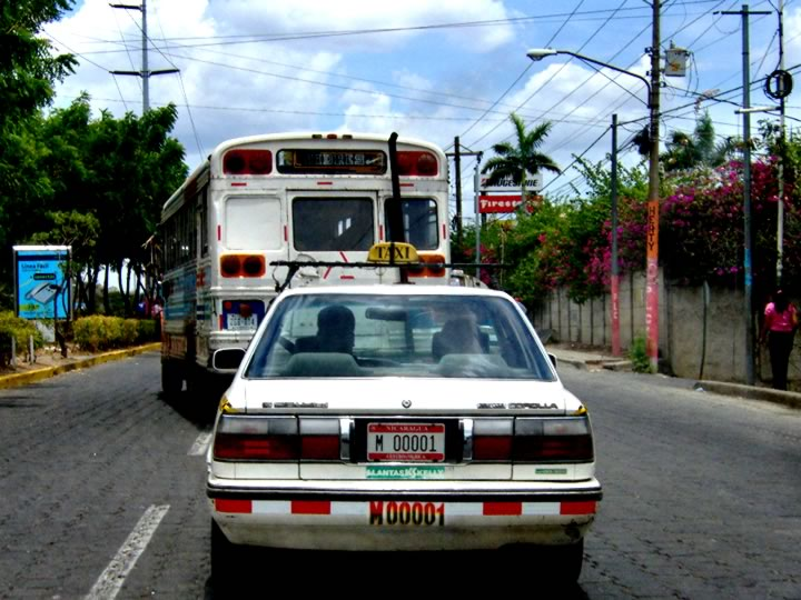 taxi-managua