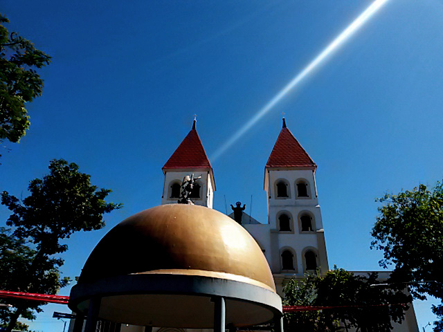 parque Guzmán y Catedral