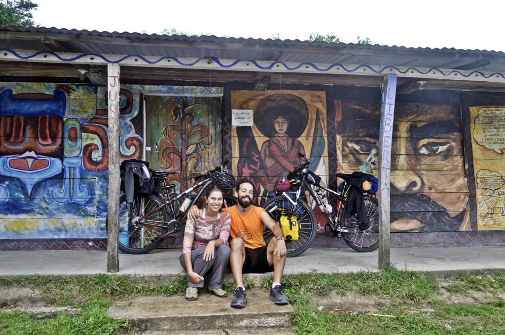 Comunidade zapatista, Oventic México